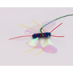 Kiticatterfly Cat Toy