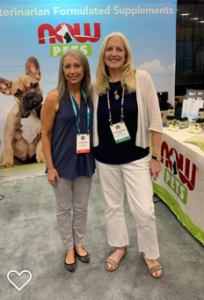 Dr. Barbara Royal, DVM, at SuperZoo 2019