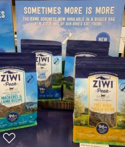 Ziwi Peak Air Dried food