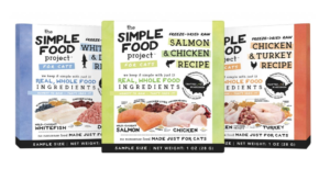 The Simple Food Project cat food options