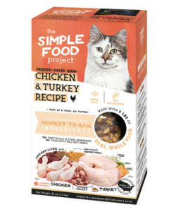 The Simple Food Project cat food